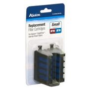 Aqueon Filter Cartridge QuietFlow Internal Power Filter Mini/Small 2pk