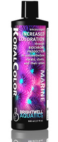 Brightwell KoralColor Encourages Increased Coloration in Corals 17oz