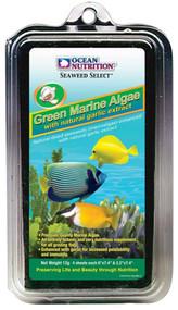 Ocean Nutrition Green Marine Seaweed Algae 4ct/12gm
