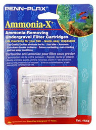 Ammonia-X Cartridge for Undergravel Filter