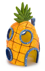 "8"" PINEAPPLE HOME W SWIM THROU"