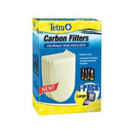 Tetra EX Carbon Filter Large 4pk