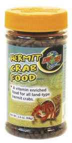 ZOOMED Food Hermit Crab 2.4oz