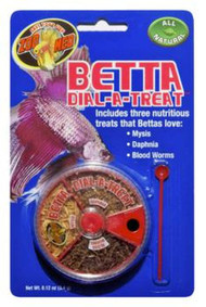 ZOOMED Betta Dial A Treat .12oz