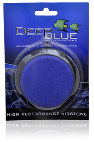 Deep Blue Professional High Performance Air Stone 3-Inch Disk