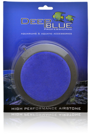 Deep Blue Professional High Performance Air Stone 5-Inch Disk
