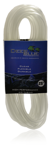 Deep Blue Professional Flex Clear Air Tubing for Aquarium 25-Feet