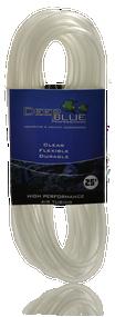 Deep Blue Professional Flex Clear Air Tubing for Aquarium 25-Feet