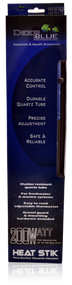 Deep Blue Professional Heat Stik Quartz Heater for Aquarium 200-watt