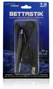 Deep Blue Professional Bettastik Sub Heater for Aquarium Mini 7.5-watt