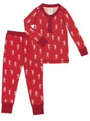 Storm Troopers Kids Long John PJ Set (MK01014)