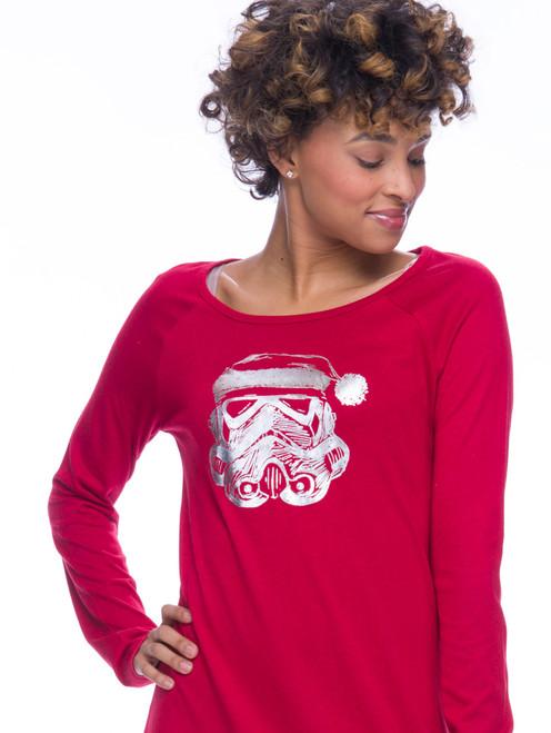 Storm Trooper Long Sleeve Nightshirt (M01835)