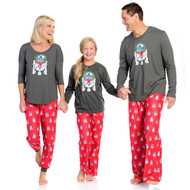 Winter R2-D2 Toddler's Long Sleeve and Pant PJ Set