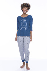 R2D2 Sparkle Fleece Jogger