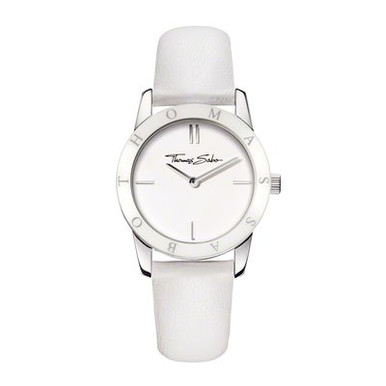 An homage to style and class - this model is super-elegant with its exquisite leather strap and high-end ceramic bezel.