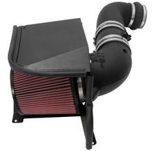 K&N Cold Air Intake 63-3077