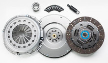 South Bend Clutch 99-03 Ford 7.3 Powerstroke ZF-6 Org Feramic Clutch Kit (Solid Flywheel)