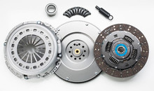 South Bend Clutch 99-03 Ford 7.3 Powerstroke ZF-6 Org Clutch Kit (Solid Flywheel)