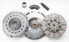 South Bend Clutch 04-07 Ford 6.0L ZF-6 Ceramic Button Clutch Kit  Product Name: SBC Diesel HD Clutch Kits