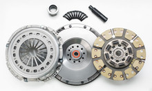South Bend Clutch 04-07 Ford 6.0L ZF-6 Dual Friction Clutch Kit