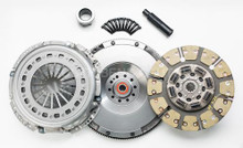 South Bend Clutch 08-09 Ford 6.4L ZF-6 Dual Friction Clutch Kit