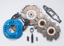 South Bend Clutch 04-07 Ford 6.0L ZF-6 SFI Comp Dual Disc Clutch Kit (3600lb Load)
