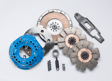 South Bend Clutch 04-07 Ford 6.0L ZF-6 SFI Comp Dual Disc Clutch Kit (3850lb Load)
