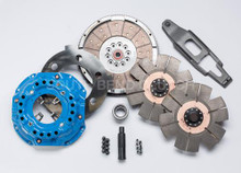 South Bend Clutch 08-09 Ford 6.4L ZF-6 SFI Comp Dual Disc Clutch Kit (3850lb Load)