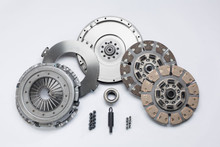 South Bend Clutch 94-98 Ford 7.3 Powerstroke ZF-5 Street Dual Disc Clutch Kit