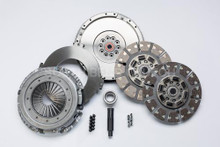 South Bend Clutch 04-07 Ford 6.0L ZF-6 Street Dual Disc Clutch Kit