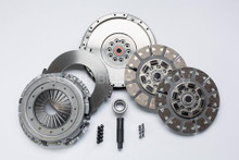 South Bend Clutch 08-09 Ford 6.4L ZF-6 Street Dual Disc Clutch Kit