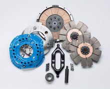 South Bend Clutch 99-00.5 Dodge NV5600(235hp)/00.5-05.5 NV5600(245hp)/ SFI Comp Dual Disc Clutch Kit