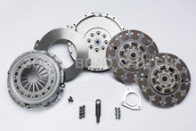South Bend Clutch 1988-1993 Dodge Turbo Cummins Diesel 5.9L/6.7L Organic Street Dual Disc Clutch Kit