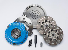 South Bend Clutch Oct 05-06 GM 6.6L LBZ ZF-6 SFI Comp Dual Disc Feramic Clutch Kit