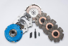 South Bend Clutch Oct 05-06 GM 6.6L LBZ ZF-6 SFI Comp Triple Disc Feramic Clutch Kit