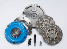 South Bend Clutch 10/05-06 GM 6.6L LBZ ZF-6 Street Dual Disc Clutch Kit