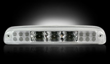 99-15 Ford Superduty CLEAR 3rd Brake Light