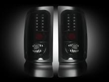 Dodge 94-02 RAM 2500/3500 - Smoked Lens