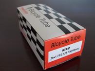 Bicycle tube  29x1.75/2.125 F/V (48mm)