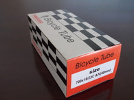Bicycle tube  700x18/23C A/V(48MM)
