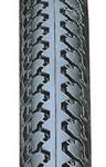Grey tire (24X1 3/8 (37-540))  IA2205