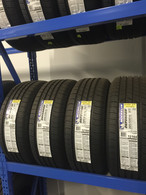 MICHELIN 205/55R16 91T DEFENDER (4 TIRES)