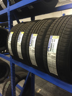 MICHELIN 215/55R17 94V PREMIER A/S (4 TIRES)