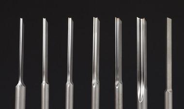 Set of 7 Beading Tools Includes Diamond Tool.