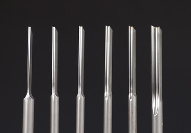 Set of 6 Beading Tools Includes Diamond Tool.