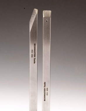 """5/8"""" Double-ended Straight sided, Flat-bottom Box Tool"""