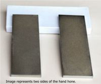 CBN Hand Hone Two Sides 360-600 Grit