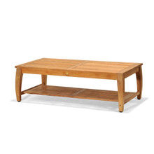 Forever Patio Miramar Plantation Teak Coffee Table