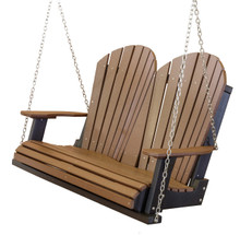 Wildridge Heritage Poly-Lumber Two Seat Swing