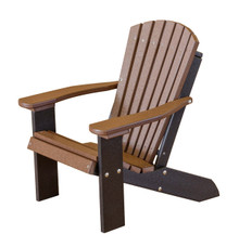 Wildridge Heritage Poly-Lumber Child's Adirondack Chair